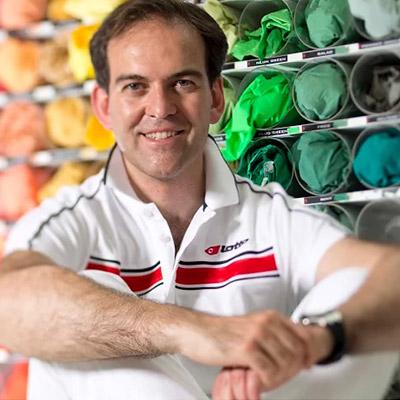 Alberto Fraticelli - Socio Fondatore dell'Associazione ASSI Manager