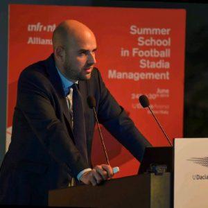 Gianluca Pizzamiglio- Socio dell'Associazione ASSI Manager