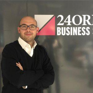 Alessandro Dalrio - Socio Junior dell'Associazione ASSI Manager