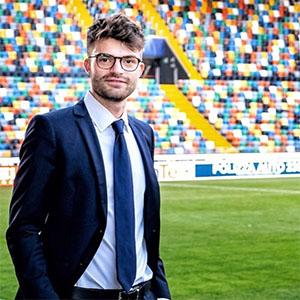 Federico Da Re - Socio Junior dell'Associazione ASSI Manager