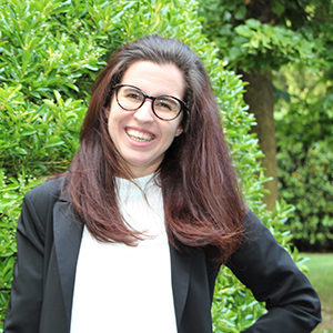 Marta Corradini - Socio Junior dell'Associazione ASSI Manager